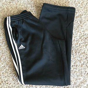 Adidas Black Athletic Pants